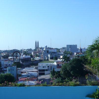 Voorvertoning Uitzicht op Villahermosa