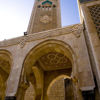 Voorvertoning Hassan II Moskee