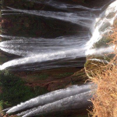 Voorvertoning Ouzoud waterval