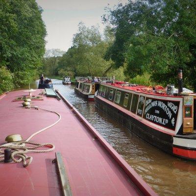 Voorvertoning het kanaal is smal, smaller en smalst...