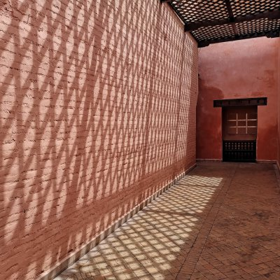 Voorvertoning Combinatie tussen drukte en rust in Marokko