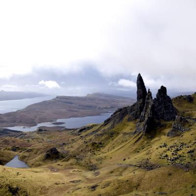Voorvertoning Isle of Skye, Schotland