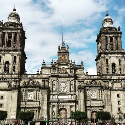 Voorvertoning De bruisende metropool Mexico-Stad