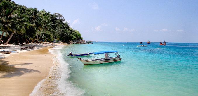 Paradise found: 6 bountyeilanden in Zuidoost-Azië