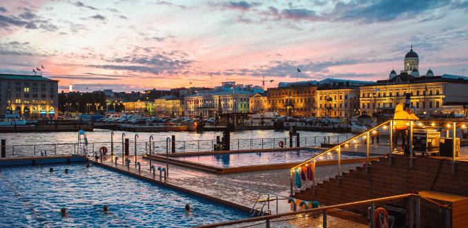 5x toffe buitenzwembaden in Europese steden