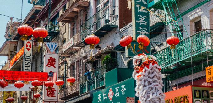 Dit zijn de 5 beste Chinatowns buiten Azië