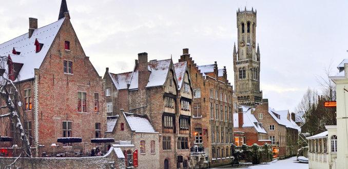 10 perfecte steden voor een citytrip in de winter