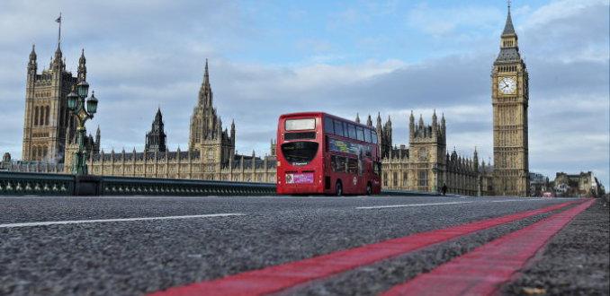 Dat loopt als een trein: destination Londen