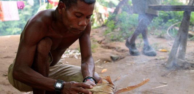 Blog van de week: op visite bij de Orang Asli
