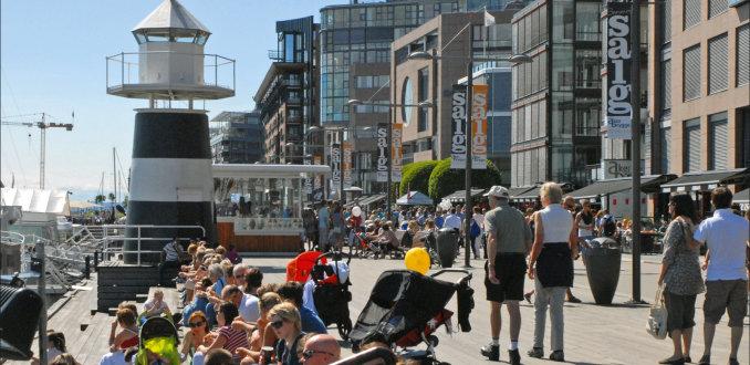 ##De favoriete hotspots van Oslo