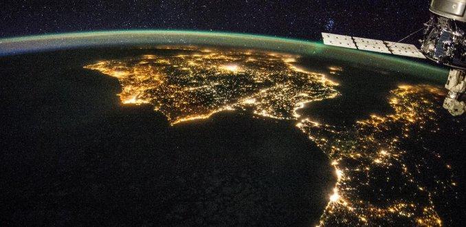 Buitenaards! Beroemde reisspots vanuit de ruimte