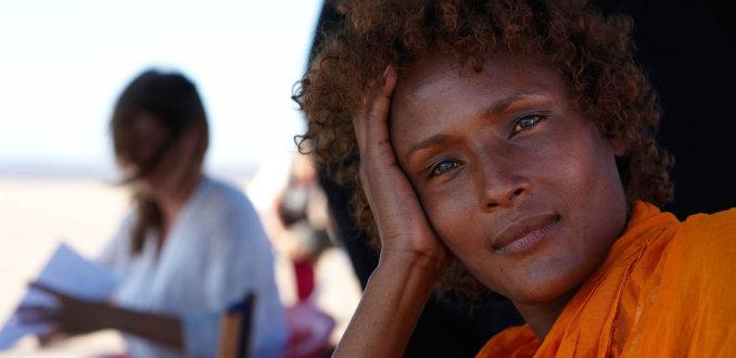Waris Dirie: 'Op vijfjarige leeftijd werd ik besneden door mijn nomadenstam'