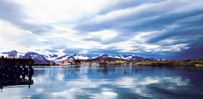 ##5x mooiste overnachtingen in Noord-Noorwegen