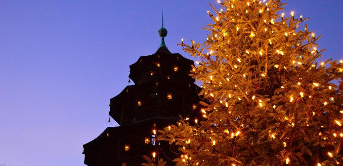 De 10 raarste kersttradities. Van halfmensen tot radijzen