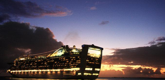 Cruiseschepen overspoelen Bonaire
