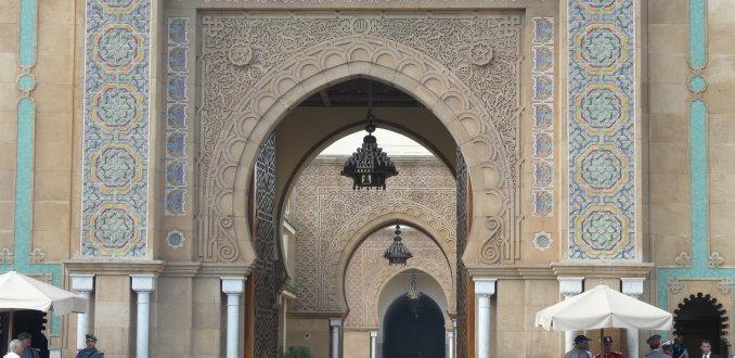 Koninklijk paleis Rabat