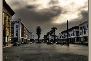 Winter in Rabat