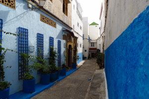 Visserswijk in Rabat