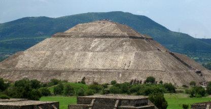 Piramide van de Zon