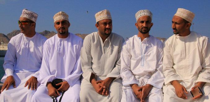 Typisch Oman