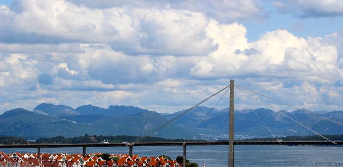 Stavanger Uitzicht
