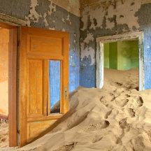 Spookdorp Kolmanskop