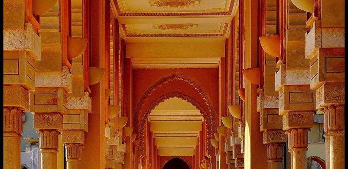 Galerij Moskee !