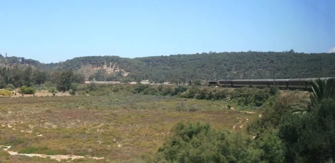 Treinreis Marrakech-Fes