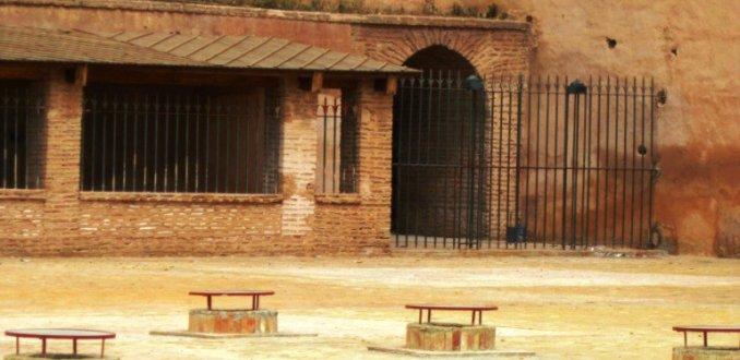 Quara gevangenis Meknés
