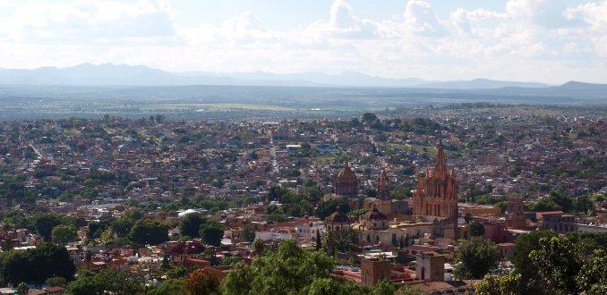 Intro foto San Miguel de Allende