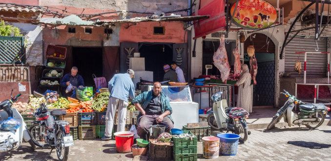 Alles te koop in Marrakesh