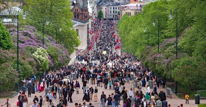 17 mei in Oslo