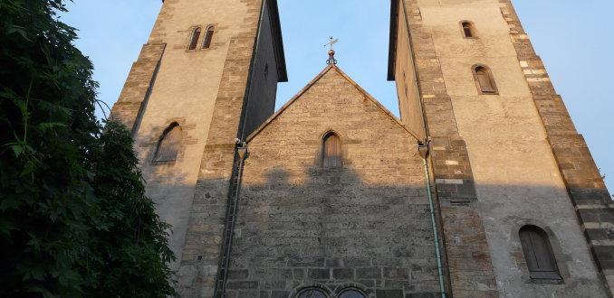 Mariakirken, een oud juweel