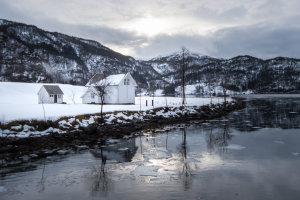 Fjorden bij Bergen!