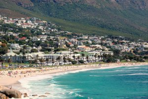 Betoverend Camps Bay