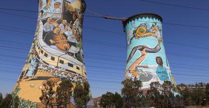Koeltorens van Soweto