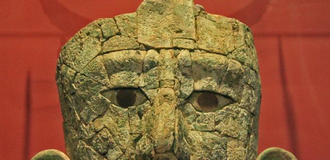 Dodenmasker Palenque