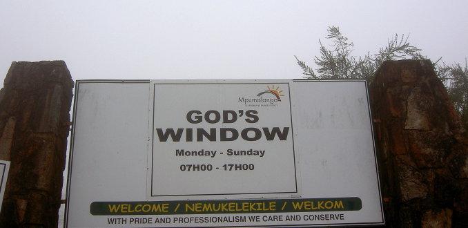 Het mysterie van Gods window