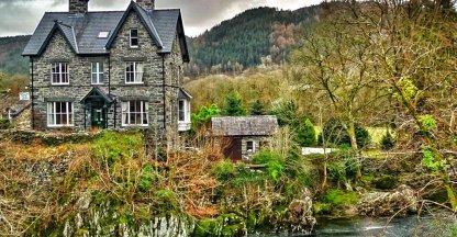 Wales - Betws-y-Coed