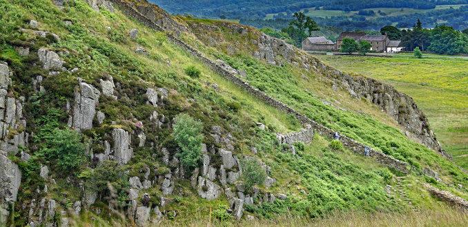Langs Hadrian's wall