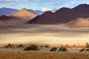 Relaxt rondrijden en genieten in de Namib Desert
