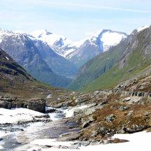 kleurrijk Noorwegen