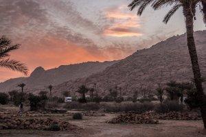 Tafraout en een camperplek om van te dromen