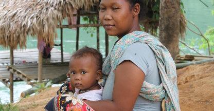 Op bezoek bij de Orang Asli