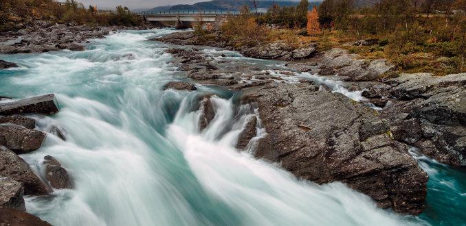 #mynorwaystories Waterval Jotunheimen