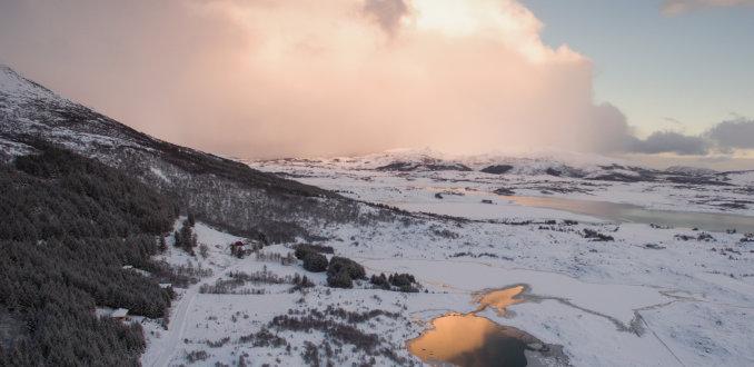 Onderweg op de Lofoten