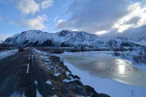 Winterse Lofoten