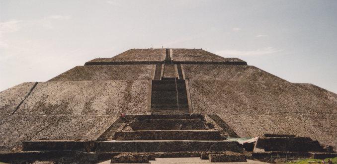 Tempel van de Zon!