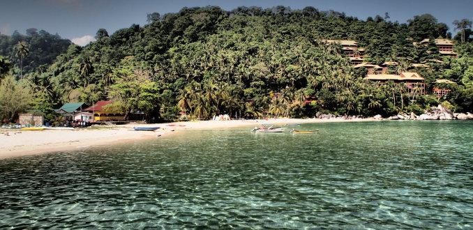 Salang Sajyang - Pulau Tioman