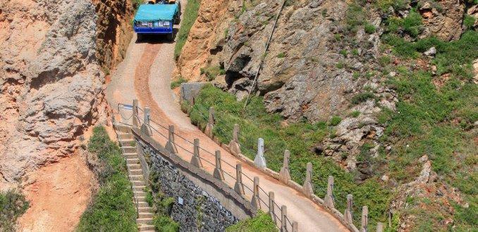 Sark Highway...